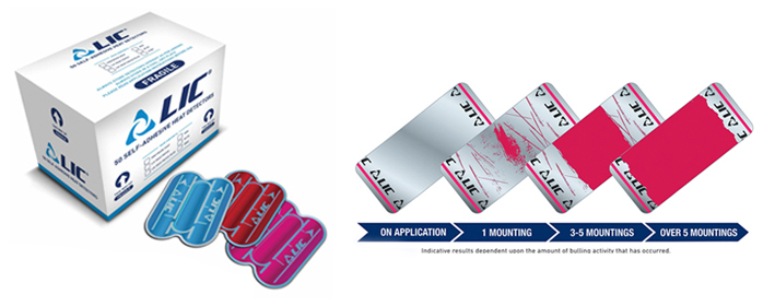 LIC heat detection products